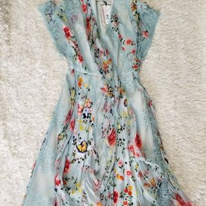 Alice+olivia dress size 4 wore only one time